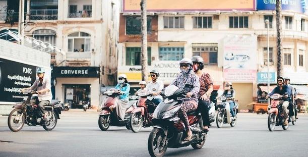 Comment louer un deux-roues en Asie ?