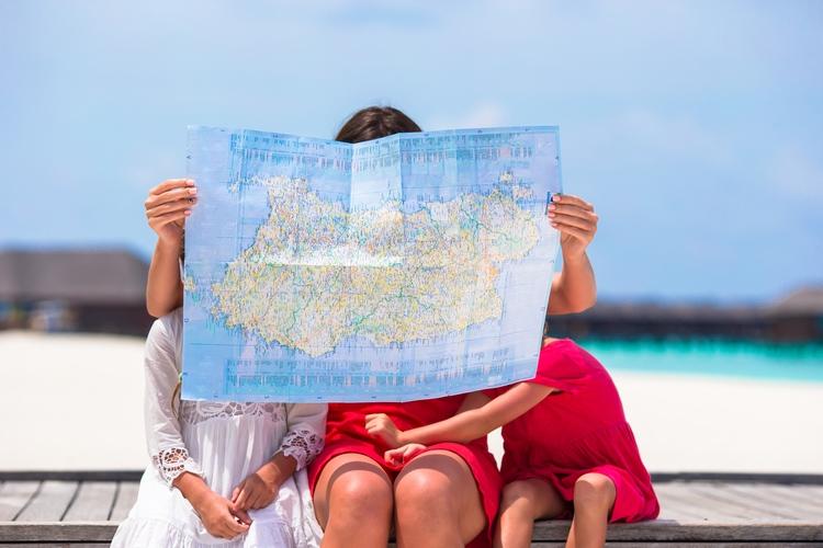 Astuces pour préparer un voyage en famille