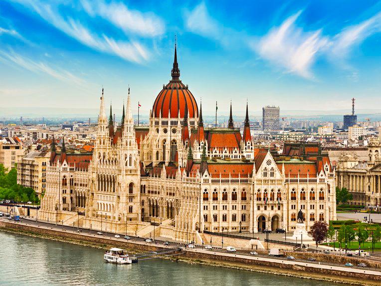 Un séjour à Budapest